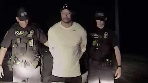 9RAW: Tiger Woods arrested by police