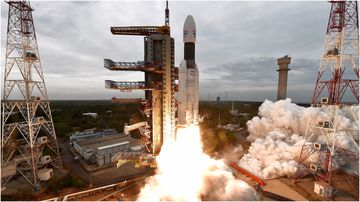 India is close to landing on the far side of the moon, bringing them one step closer to becoming a space powerhouse.