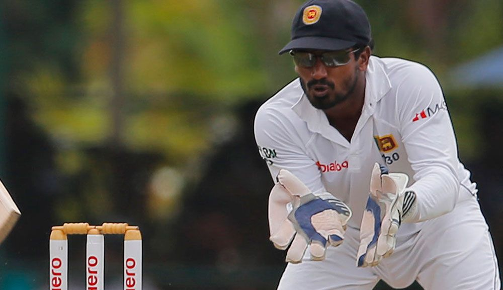 Sri Lankan wicketkeeper Kusal Perera. (AAP)