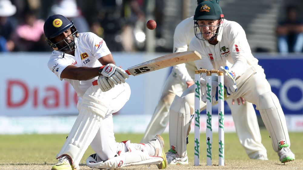 Horror day for Aussie cricketers in Galle
