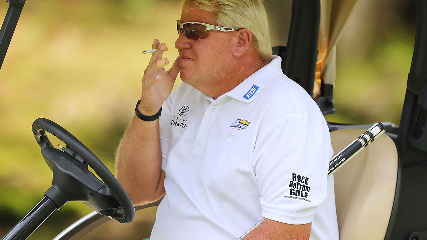 Daly walks after USGA stalls on cart usage