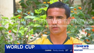Socceroos legend Tim Cahill announces retirement from international football
