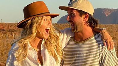 Elyse Knowles and Josh Barker announce pregnancy