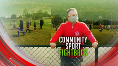 Community sport fightback