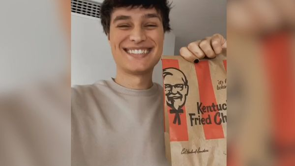 TikTok stars reveal KFC secret menu item