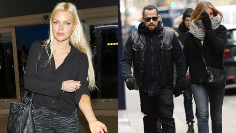Sophie Monk, Benji Madden and Cameron Diaz