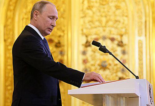 Vladimir Putin (AAP)