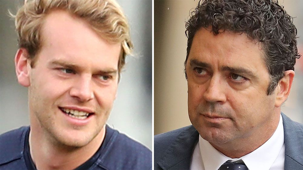 """Former Melbourne legend Garry Lyon says Jack Watts not """"heart and soul of Demons"""