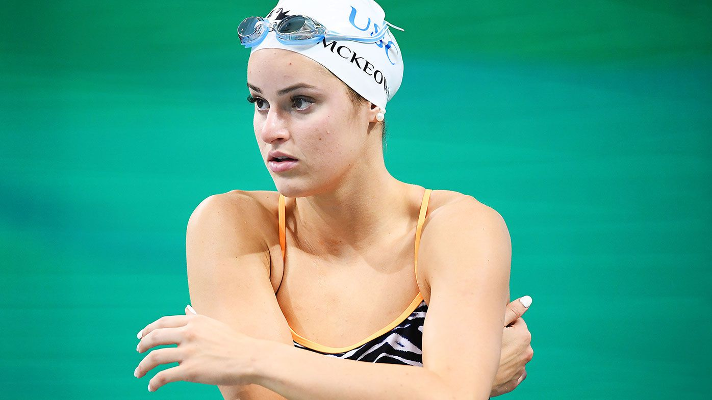 Aussie Olympic medal hopeful Kaylee McKeown pulls out of 200m medley