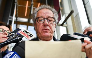 Geoffrey Rush awarded $2.9m in damages after high-profile defamation case