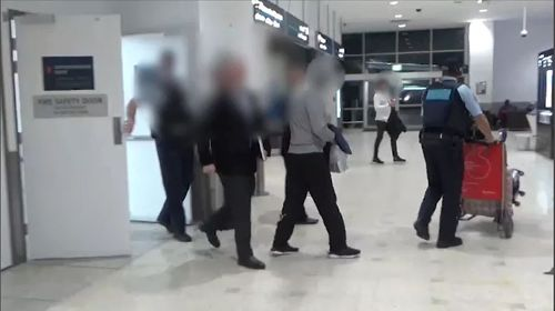 David Campbell, 49, will face a Sydney court today after being extradited from Serbia, accused of importing 1.28 tonnes of cocaine into Australia. Picture: Supplied.