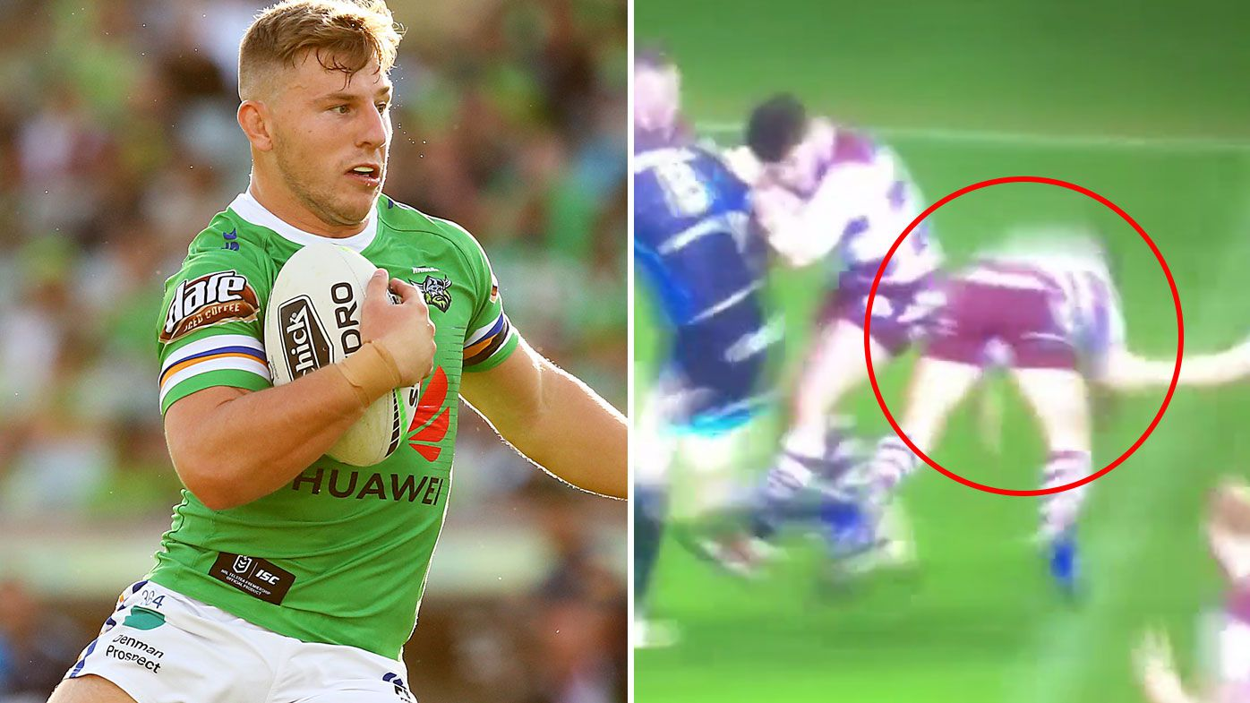 George Williams plays it cool despite NRL form, Raiders laugh off hilarious viral videos