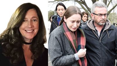 Borce Ristevski breaks down in court as daughter gives evidence