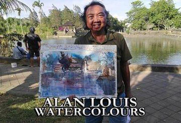Alan Louis Watercolours