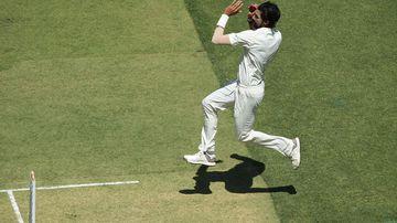 No-Ball drama hampering Sharma on Day 1