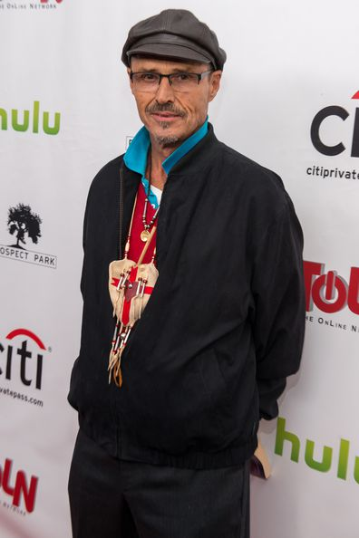 Actor Michael Nader attends the All My Children and One Life To Live premiere in 2013 in New York City.