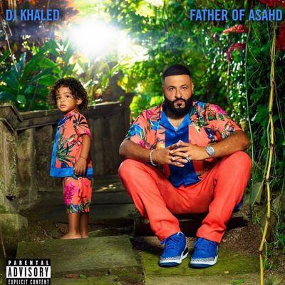 DJ Khaled and Asahd Khaled