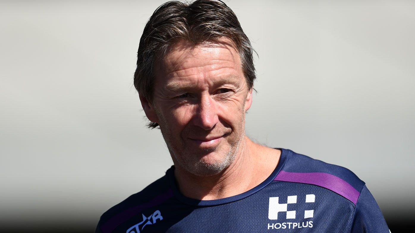 Craig Bellamy reportedly re-signs with Melbourne Storm