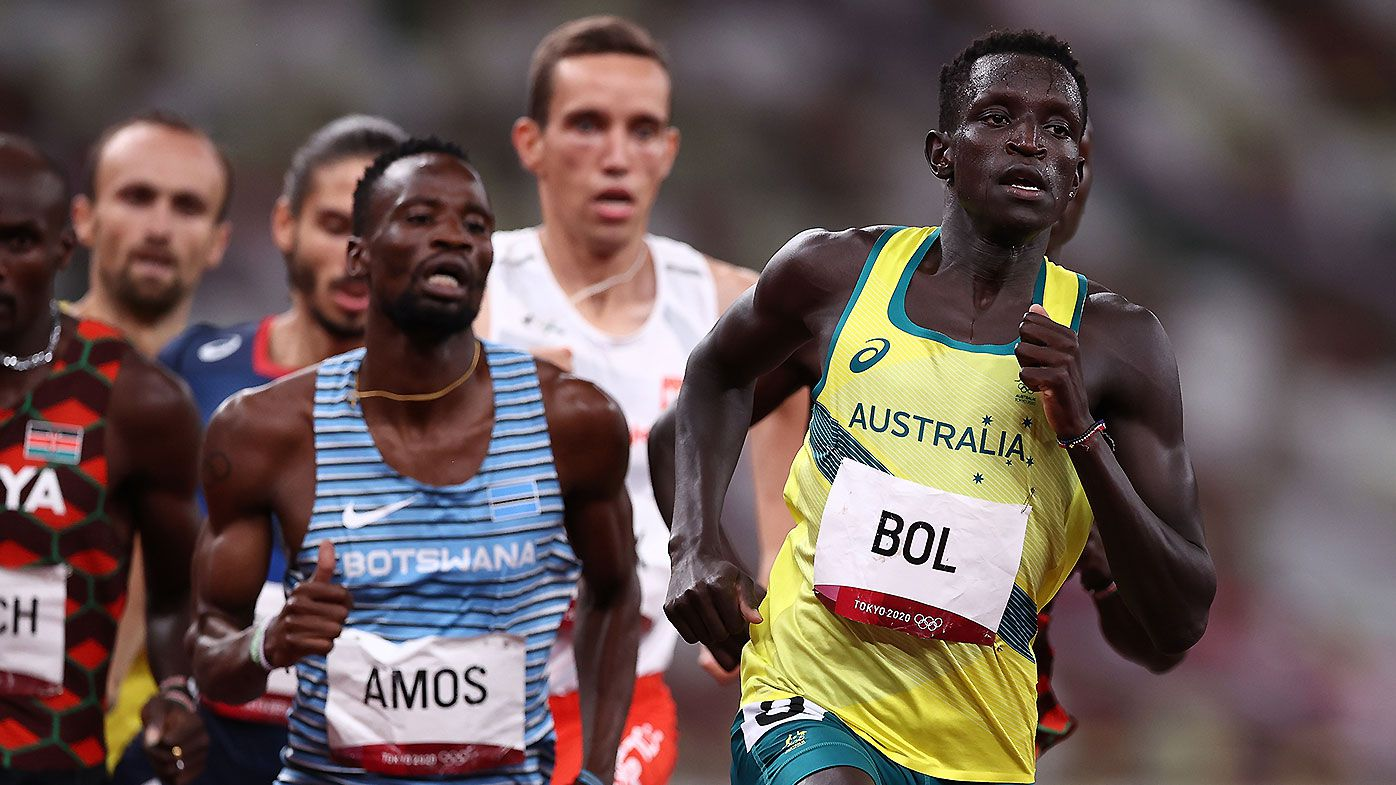 Australian Peter Bol finishes fourth in 800m final at Tokyo Olympics