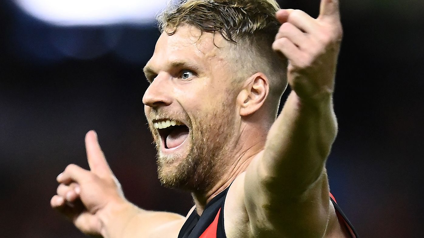 Jake Stringer praises Essendon doctors after starring in AFL comeback against St Kilda