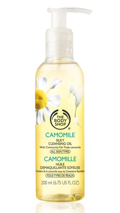 <p>This cleanser contains antioxidant-rich chamomile to help reduce inflammation.</p>