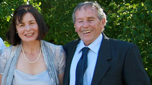 Susan Neill-Fraser (left) has been convicted of the murder of partner Bob Chappell (right).