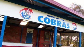 The Hallett Cove Cobras.