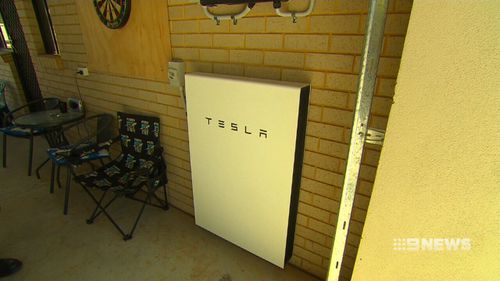 At least 50,000 homes will be getting solar panels and batteries across South Australia. (9NEWS)