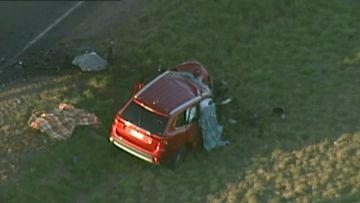 Two dead following head-on crash