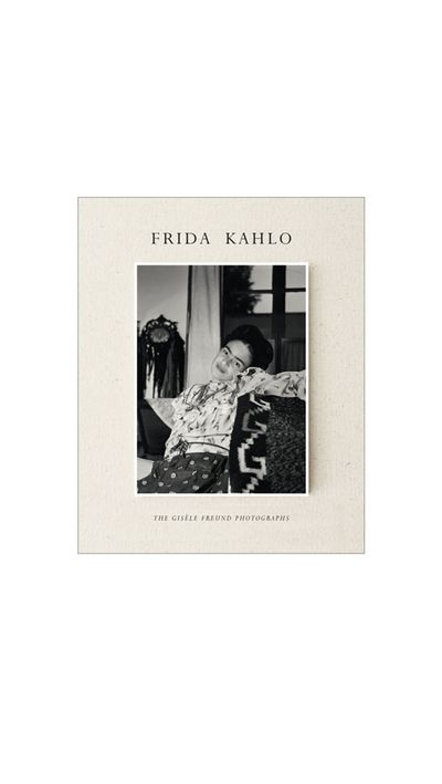 Renowned for her portraits of writers and artists, Freund captured Kahlo and husband Diego Rivera over many years (including some of Kahlo's last) in their Coyoacán, Mexico City home.