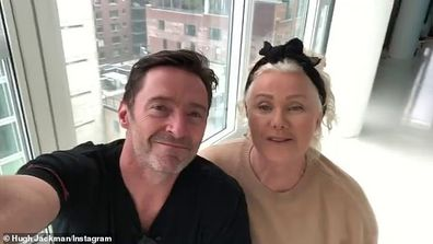 Hugh Jackman, wife Deborra-Lee Furness