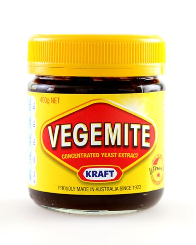 Folate sources: fruits, vegetables, Vegemite, supplements