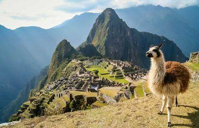47. MACHU PICCHU, PERU