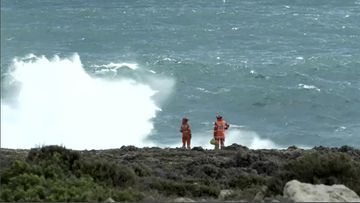 190422 South Australia drownings Eyre Peninsula Cape Cornot Adelaide father daughter