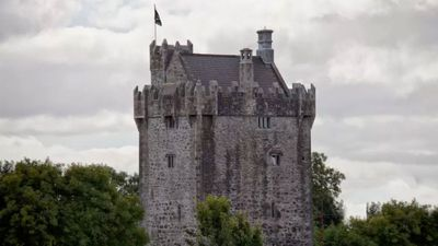"""<p>Get your medieval queen on in this<a href=""""https://www.airbnb.com.au/rooms/658697"""">Irish castle that dates from the 15th century</a>. Your room is the highest in the castle and has access to the turret. Start growing your hair for that authentic Rapunzel experience!</p> <p>$242 AUDper night</p> <p>Photo: Airbnb</p>"""