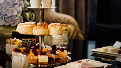 The Best Places For A Festive Afternoon Tea In London
