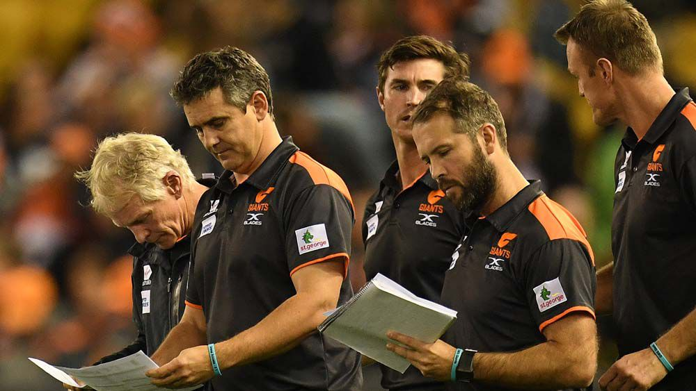 Fed-up Leon Cameron puts under-performing Giants on notice