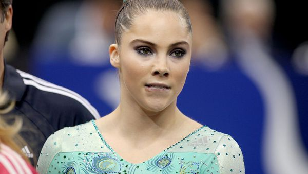 A file photograph of former US gymnast McKayla Maroney. (Getty)