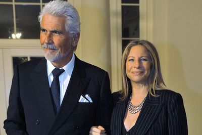 Barbra's stint in the mile high club was a bit more organised that the rest. She chartered a private jet to fly over LA for the experience with her husband. <br/><br/>(Image: James Brolin and Barbra Streisand / Getty)
