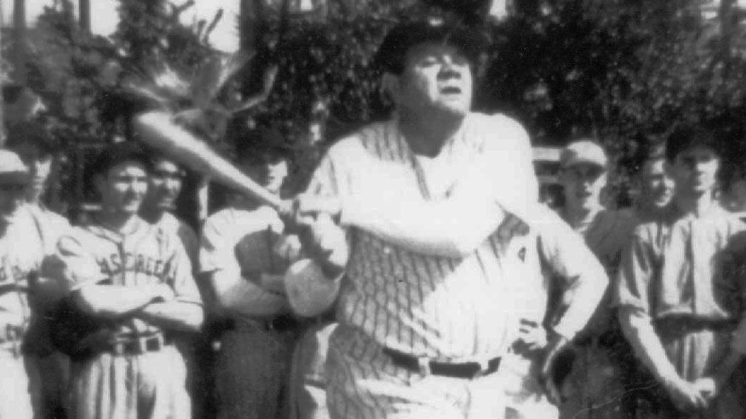 Famous Babe Ruth baseball bat expected to draw record for sports memorabilia at auction