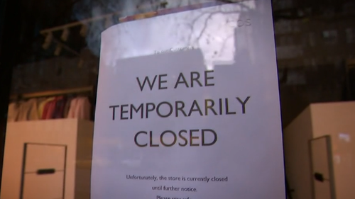 Small business owners say 'enough is enough'
