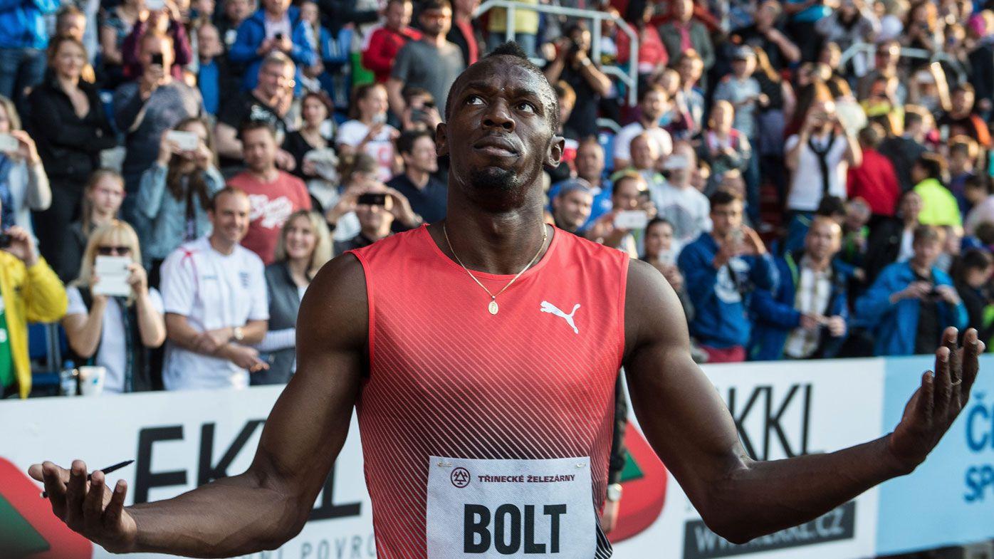 Usain Bolt (AAP)
