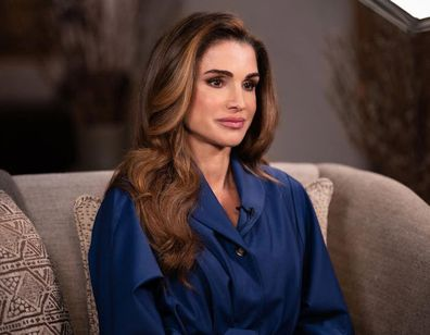 Queen Rania sits down for interview with CNN's Becky Anderson