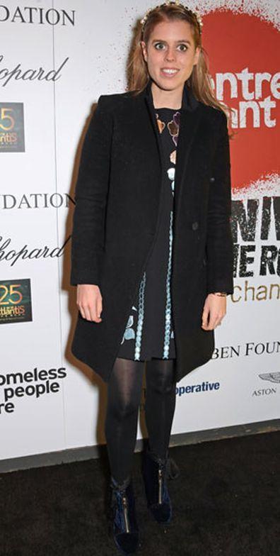 Prince William Centrepoint gala Kate Middleton reality TV 7