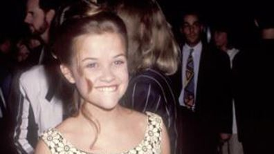 Reese Witherspoon, Instagram, throwback photo