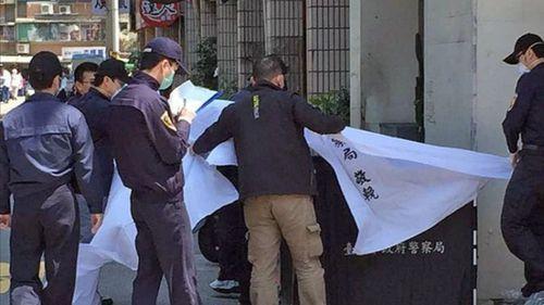 Toddler beheaded in random attack in Taipei