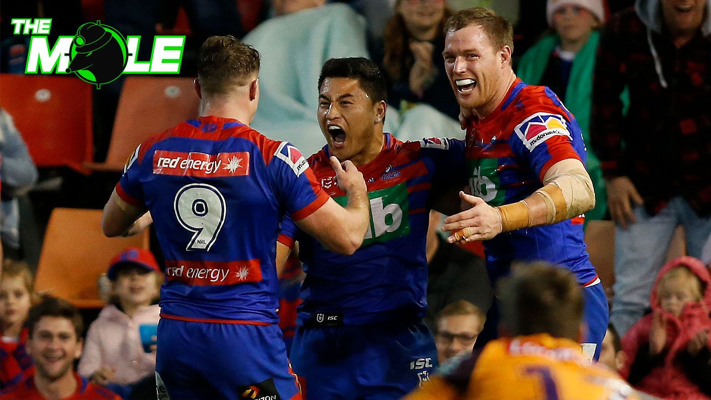 Newcastle Knights officials ban players from attending 'hot spots' after latest incident