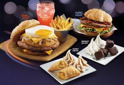 After Dark menu (Singapore)