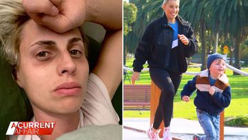 Secret weapon helping fitness queen fight shock diagnosis