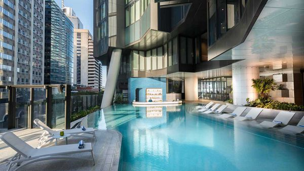 The Westin Brisbane Hotel Review 9travel